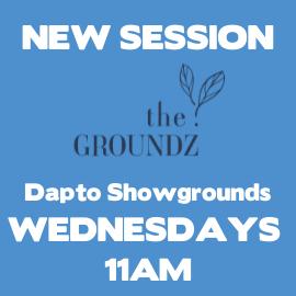 DAPTO SHOWGROUNDS NEW SESSION